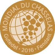 Médaille de bronze Mondial du Chasselat 2016