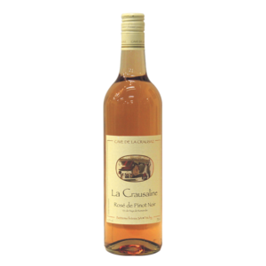 Cave de la Crausaz Vin Rosé La Crausaline