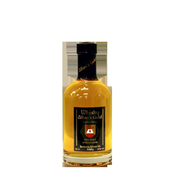 Cave de la Crausaz Whisky Allan's Gold