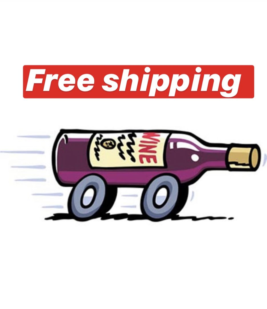 Free shipping – Special offer