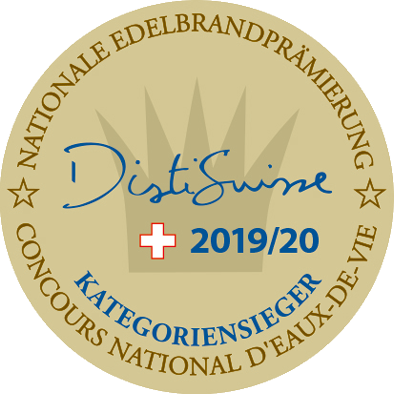 Kategoriensieger DistiSuisse 2019/20