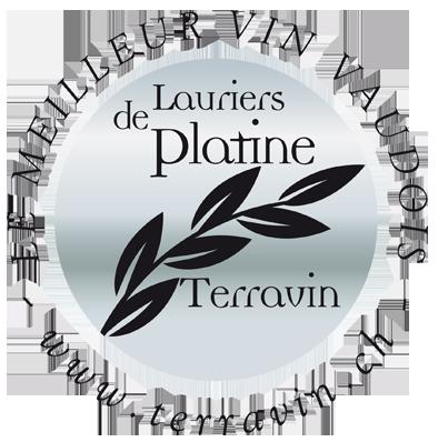 Médaille Lauriers de Platine 2016
