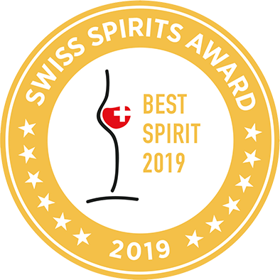 Médaille Swiss Spirit Award 2019 - Best spirit