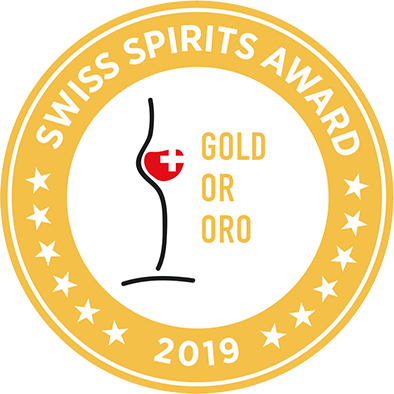 Médaille Gold Best Spirits Award